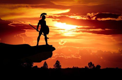 Hay un guerrero en ti